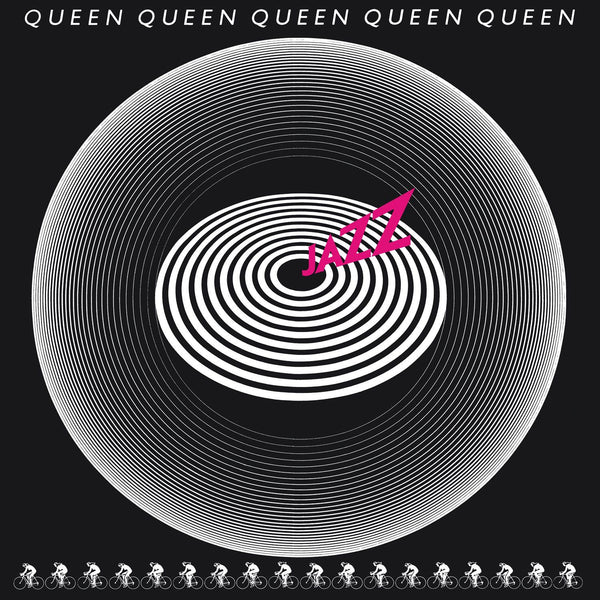 Queen ‎– Jazz - New Vinyl Lp 2018 Hollywood 180gram Half-Speed Remastered Pressing with Gatefold Jacket - Rock