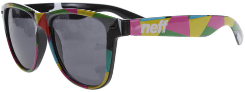 New NEFF Sunglasses 400 UV Protection - Abstract N99 (No Bag)
