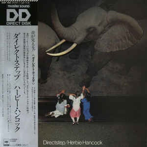 Herbie Hancock ‎– Directstep - New LP Record Store Day Black Friday 2019 Get On Down RSD First Release Vinyl - Jazz / Disco
