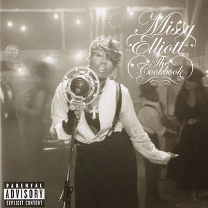 Missy Elliott ‎– The Cookbook - VG+ 2 Lp Set 2005 (Original Press With Insert Sheet) USA - Hip Hop