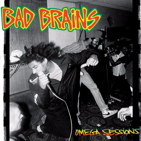 Bad Brains ‎– Omega Sessions - New LP Record 2016 Victory USA Colored Vinyl - Hardcore / Punk