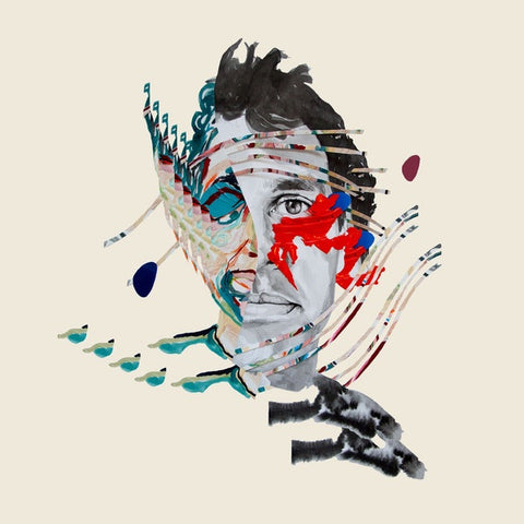 Animal Collective ‎– Painting With - New Vinyl 2016 Domino Limited Deluxe Edition on 180Gram Vinyl with Slipmat and Download (Avey Tare Cover) - Psych Electronica / Indie Rock / Leftfield