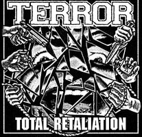 Terror - Total Retaliation - New Vinyl Lp 2018 Pure Noise 'Indie Exclusive' 1st Pressing on Silver Vinyl with Download (Limited to 500) - Hardcore
