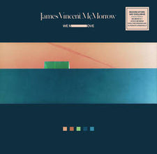 James Vincent McMorrow - We Move - New Vinyl 2016 Caroline RSD Black Friday Pressing, LTD to 1500. Includes CD + Bonus tracks - Folk