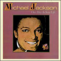 Michael Jackson - One Day In Your Life - VG+ 1981 Stereo Original Press USA - Soul/Pop