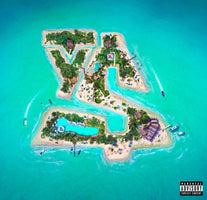 Ty Dolla $ign - Beach House 3 - New Vinyl 2018 Atlantic 2 Lp Pressing with Gatefold Jacket and Download - Rap / Hip Hop
