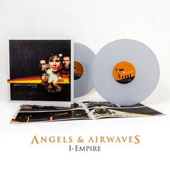 Angels & Airwaves ‎– I-Empire New Vinyl 2017 Limited Edition SRC / Suretone 2LP on Grey Marbled Vinyl with Gatefold Sleeve - Alt-Rock / Indie Rock