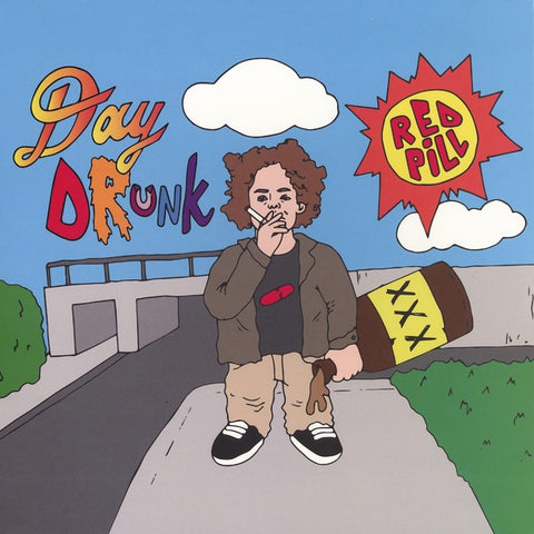 Red Pill (Chris Orrick) ‎– Day Drunk EP - New EP Record 2015 Mello Music USA 45RPM Vinyl - Hip Hop