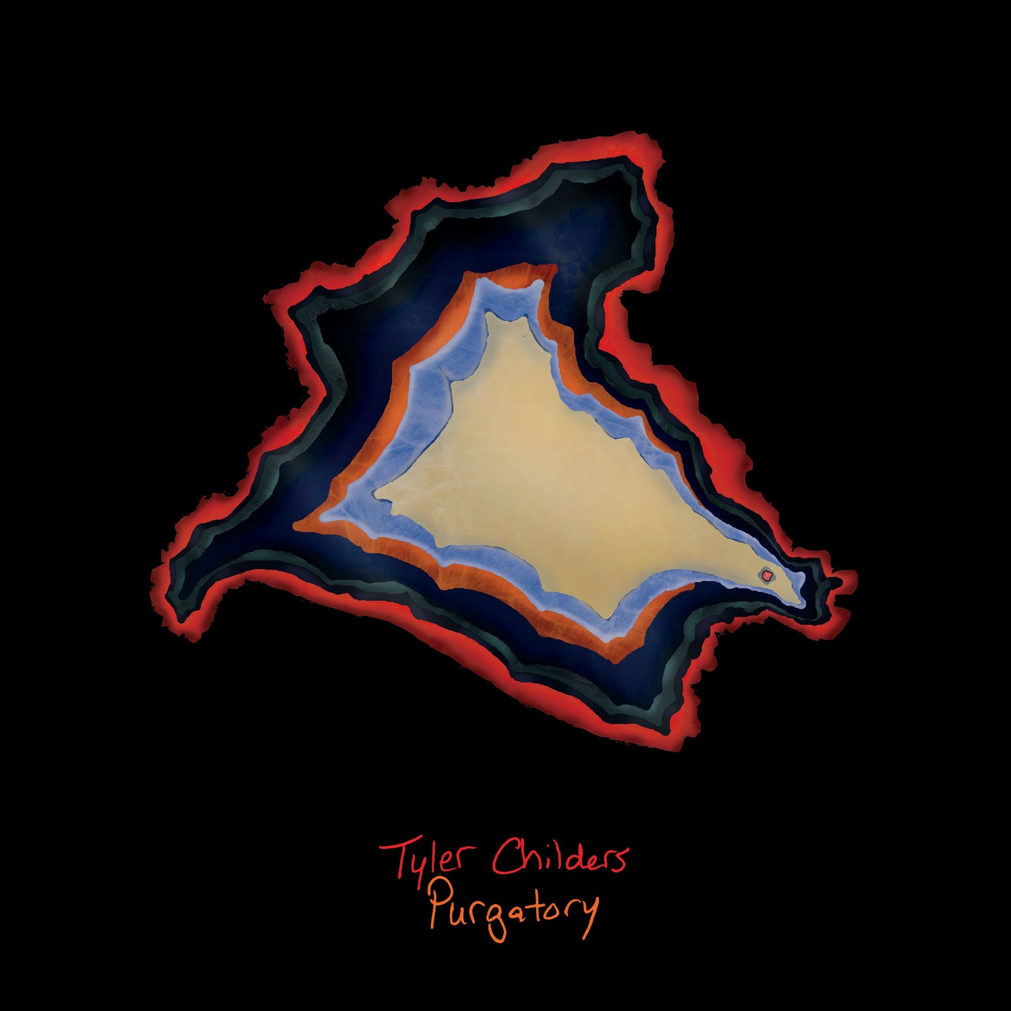 Tyler Childers – Purgatory - New Lp Record 2018 USA'Ten Bands One Cause  180 gram Pink Vinyl & Download - Country