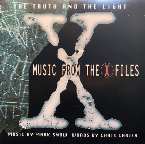 Mark Snow ‎– The Truth And The Light: Music From The X-Files (1996) - New Lp Record Store Day 2020 Warner USA RSD Glow-In-The-Dark Vinyl - Soundtrack