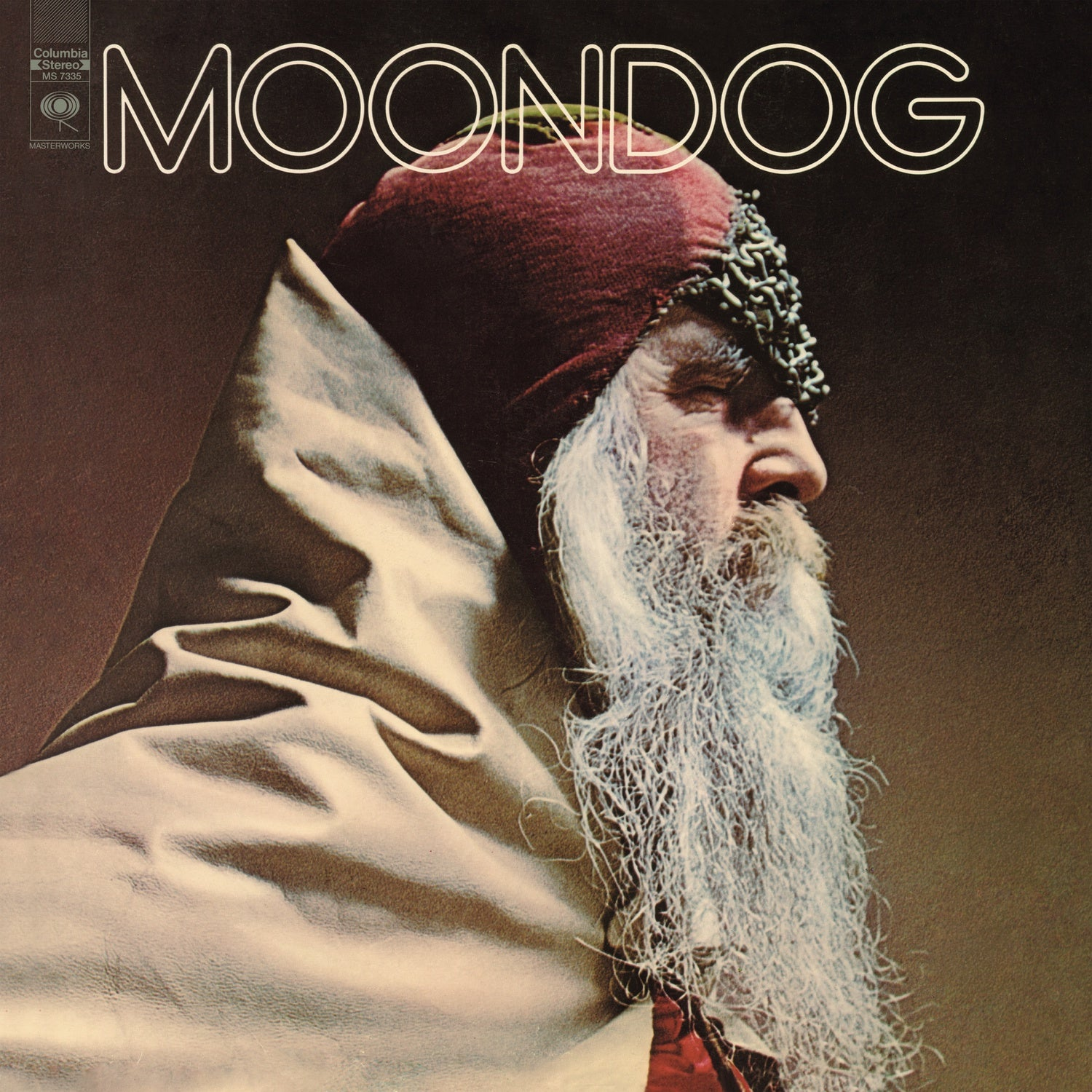 Moondog ‎–  Moondog (1969) - New Lp Record 2017 CBS Caribou USA Vinyl & Download - Jazz / Classical