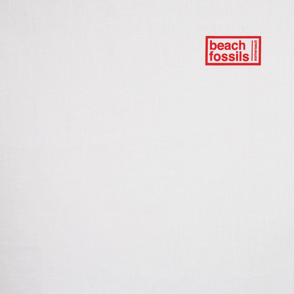 Beach Fossils - Somersault - New Vinyl 2017 Bayonet Records Limited Edition Red Vinyl - Indie Rock / Jangle pop