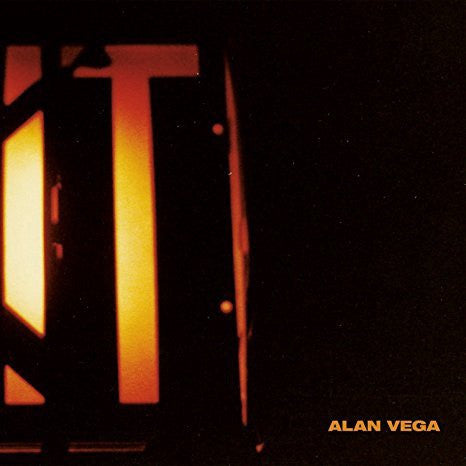 Alan Vega (Suicide) - It - New Vinyl Record 2017 Fader Label 'Indie Exclusive' Gatefold 2-LP on Transparent Orange Vinyl with Drawings and Photos - Industrial / Art-Punk