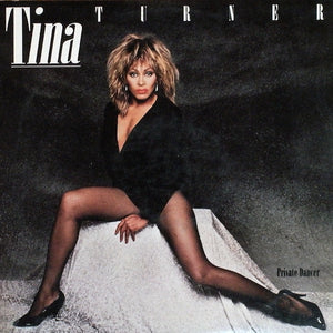 Tina Turner - Private Dancer - VG+ Lp Record 1984 USA Capitol Vinyl - Soul / Pop