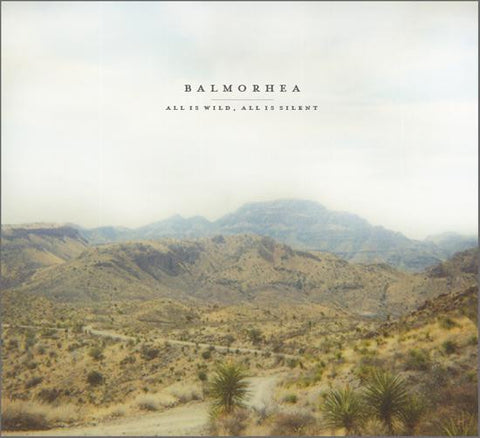 Balmorhea ‎– All Is Wild, All Is Silent - New LP Record 2009 Western USA Vinyl - Post Rock