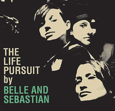 Belle and Sebastian ‎– The Life Pursuit - New Vinyl 2014 Matador Gatefold 2-LP Reissue - Indie Rock