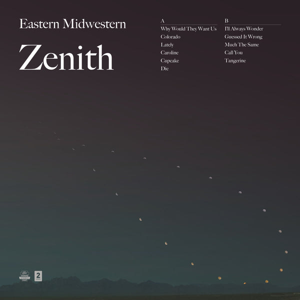 Eastern Midwestern - Zenith - New Vinyl 2014 USA Brooklyn Band - Indie Rock