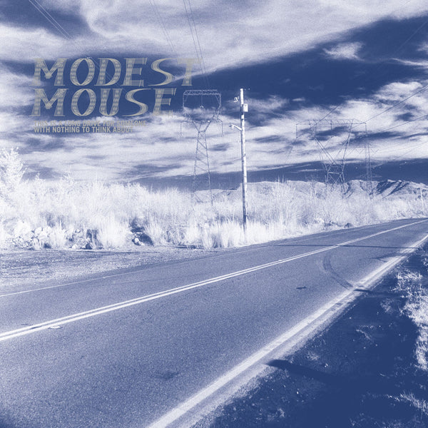 Modest Mouse ‎– This Is A Long Drive For Someone With Nothing To Think About (1995) - New Vinyl 2 Lp 2018 Glacial Pace Limited Edition 'Ten Bands One Cause' Pressing on Pink Vinyl - Indie Rock