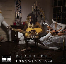 Young Thug - Beautiful Thugger Girls - New Vinyl 2018 300 Entertainment 2LP Pressing with Download - Rap / Hip Hop