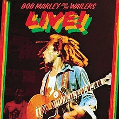 Bob Marley & The Wailers - Live! - New Vinyl 2015 Tuff Gong / Universal Reissue