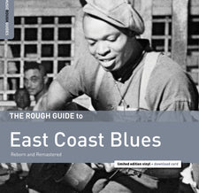 V / A - Rough Guide to East Coast Blues - New Vinyl 2016 Record Store Day Exclusive, Limited to 1200 - Blues