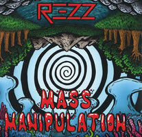 Rezz ‎– Mass Manipulation - New Vinyl 2017 Mau5trap Recordings Limited Edition 2 Lp Pressing - Electronic / Techno