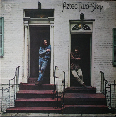 Aztec Two-Step ‎- Aztec Two-Step - VG Elektra Stereo 1972 USA - Rock / Folk