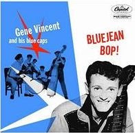 Gene Vincent & His Blue Caps ‎– Bluejean Bop (1956) - New LP Record 2017 Capitol US Vinyl Reissue - Rock & Roll / Rockabilly