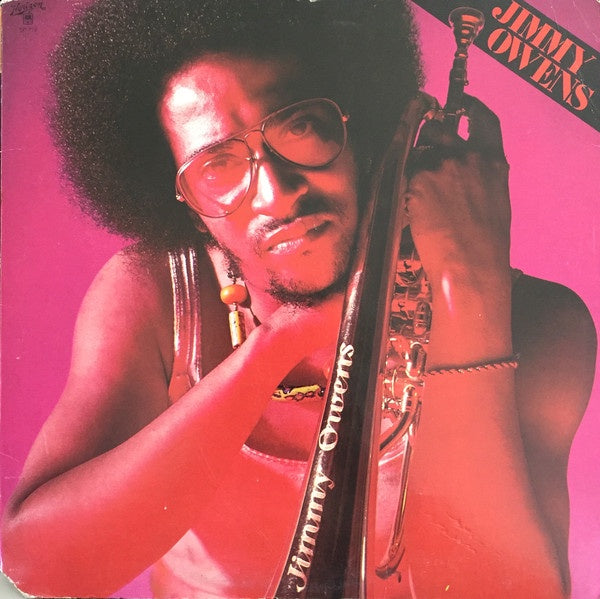 Jimmy Owens ‎– Jimmy Owens - VG+ Lp Record 1976 Horizon USA Vinyl - Jazz