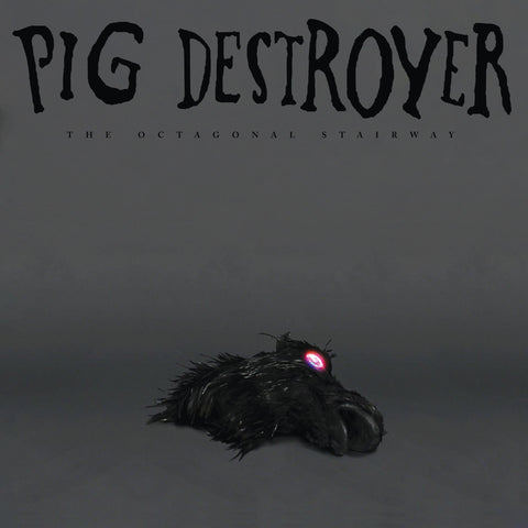 Pig Destroyer - The Octagonal Stairway - New EP Record 2020 Relapse Neon Magenta Vinyl - Death Metal / Grindcore
