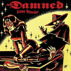 The Damned - Grave Disorder - New Vinyl 2017 Concord / Nitro Reissue LP - Punk Rock