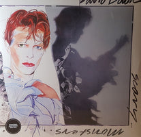 David Bowie ‎– Scary Monsters (1980) - New Vinyl Lp 2018 Parlophone 180gram Remastered Pressing - Art Rock / New Wave