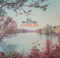 H.C. McEntire ‎– Lionheart - New Vinyl Lp 2018 Limited Edition Merge 'Peak Vinyl' Edition on  White Vinyl with Gatefold Jacket and Download - Folk Rock