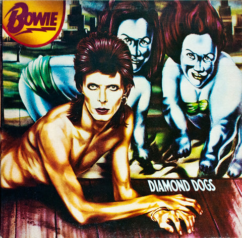 David Bowie - Diamond Dogs (1974) - New Lp Record 2017 Europe Import 180 gram Vinyl - Classic Rock / Glam