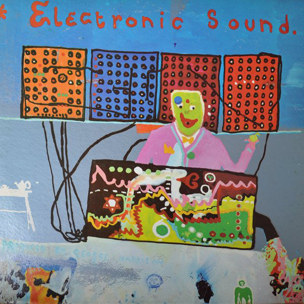 George Harrison - Electronic Sound - New Vinyl Record 2017 Deluxe 180gram Remastered Gatefold LP - Rock / Pop