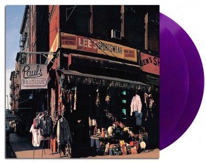 (Pre-Order) Beastie Boys - Paul's Boutique (1989) - New 2 Lp Record 2019 USA 180 gram Translucent Violet Purple Vinyl - Hip Hop