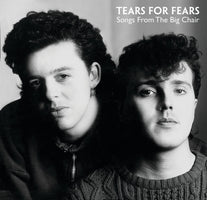 Tears For Fears ‎– Songs From The Big Chair (1985) - New Vinyl Lp 2014 Mercury 180gram EU Import Reissue with Download - Synth-Pop