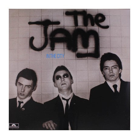 The Jam ‎– In The City (1977) - New LP Record 2014 Polydor EU Vinyl Reissue - Punk / Mod