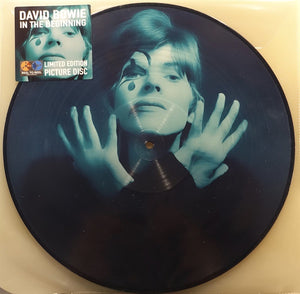 David Bowie ‎– In The Beginning - New Lp Record 2020 Reel-To-Reel Music UK Import Picture Disc Vinyl  & Numbered - Pop Rock