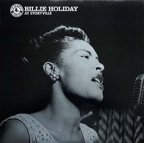 Billie Holiday - Billie Holiday At Storyville - New Vinyl Record 2014 (RSD Record Store Day Limited Edition on WHITE VINYL & Numbered) - Jazz/Vocal