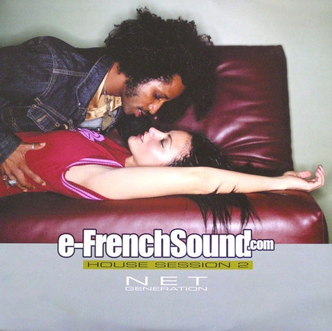 Various ‎– E-FrenchSound.Com - House Session 2 - Mint- 2 Lp Record 2001 Earstuff France Import Vinyl - Deep House / House