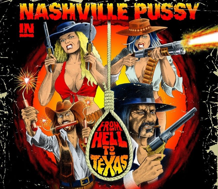 Nashville pussy live in hollywood, love of dick