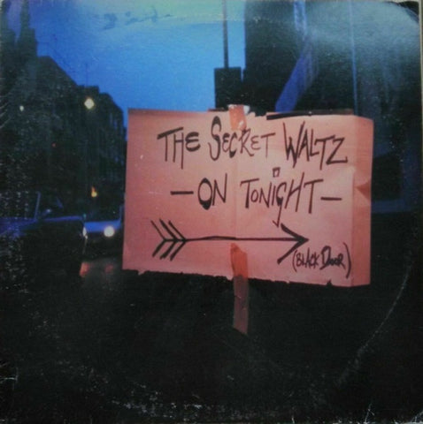 Earl Zinger ‎– The Secret Waltz Club - New Lp Record 2001 Red Egyptian UK Import Vinyl & Numbered - Electronic / Downtempo / Minimal