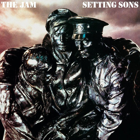 The Jam ‎– Setting Sons (1979) - New LP Record 2014 Polydor EU Vinyl Reissue - Rock / Mod