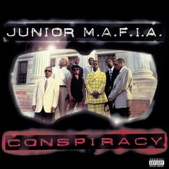 Junior M.A.F.I.A. - Conspiracy - New Vinyl 2017 Atlantic / Rhino 'Start Your Ear Off Right' 2-LP Reissue - Rap / Hip Hop