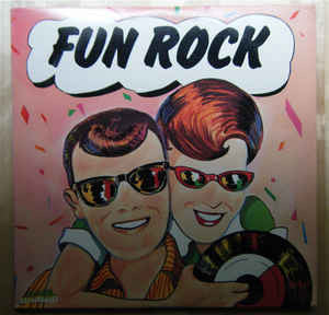 Various - Fun Rock - VG+ Stereo 4 Lp Set 1986 USA - Rock