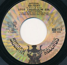1910 Fruitgum Co. ‎– Special Delivery / No Good Annie - VG+ 45rpm 1969 USA - Rock / Pop Rock