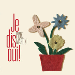 Pink Martini - Je Dis Oui! New Vinyl 2017 Heinz 2Lp Gatefold + Download - Latin / Bossa Nova