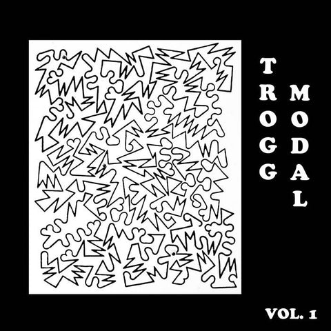 Eric Copeland (Black Dice) - Trogg Modal Vol. 1 - New Vinyl Lp 2018 DFA Pressing - EDM / Noise