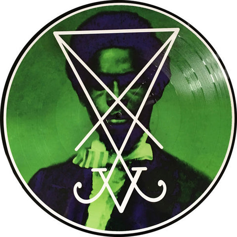 Zeal & Ardor - Devil Is Fine - New Vinyl Record 2017 Radicalis Records Picture Disc Pressing - Black Metal / Avant Garde / Blues